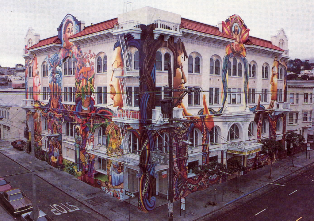 187 The Mural