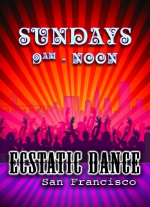 Mission Ecstatic Dance @ Auditorium | San Francisco | California | United States